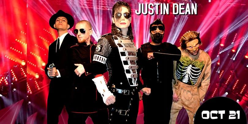MJ Deja Vu-a Michael Jackson Tribute