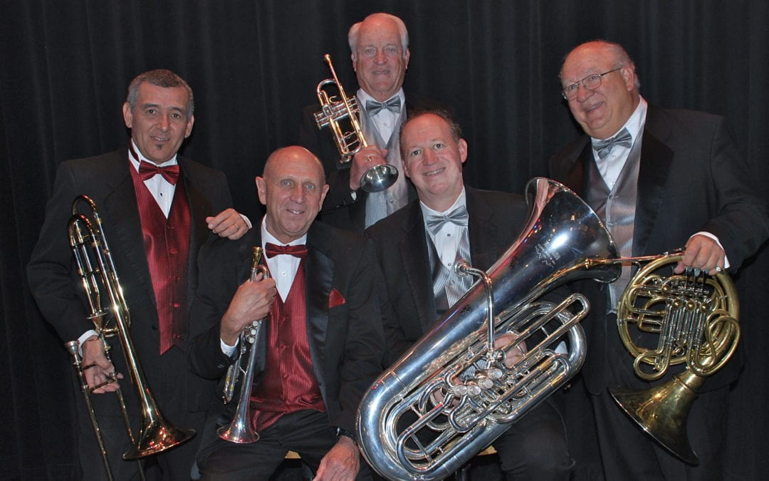 El Paso Brass – KRWG Benefit Concert