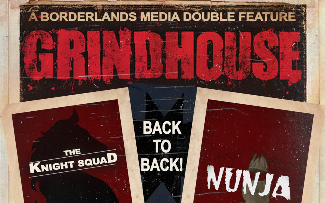 Borderlands Double Feature – Knight-Squad and Nunja