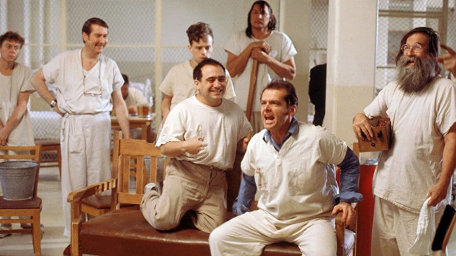 One Flew over the Cuckoo's Nest – March 3