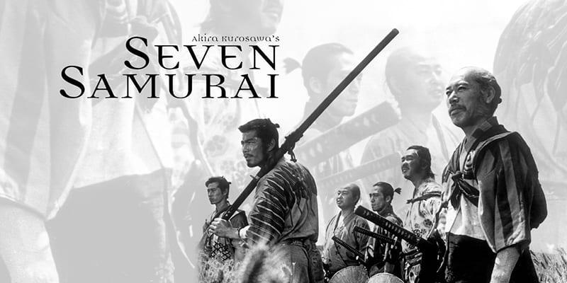The Big Read – Seven Samurai – March 9