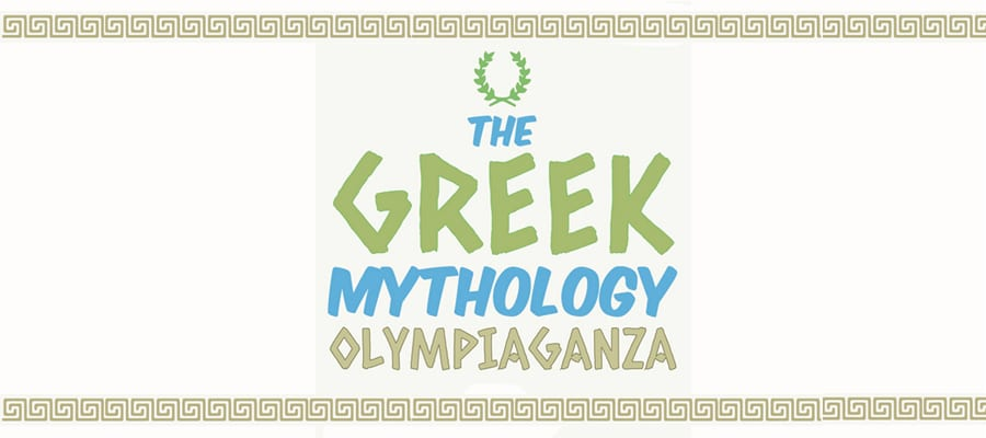 A Children's Theatre – The Greek Mythology Olympiaganza – March 11