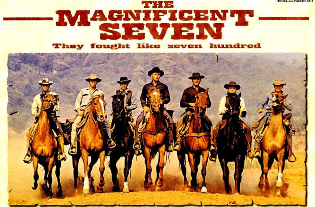 The Big Read – The (Original) Magnificent 7 – February 24