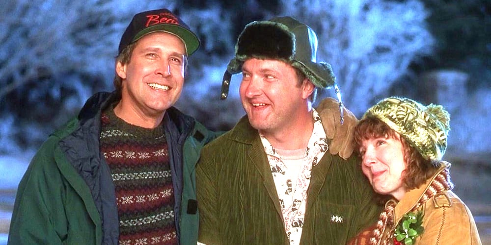 December 1 Christmas Vacation